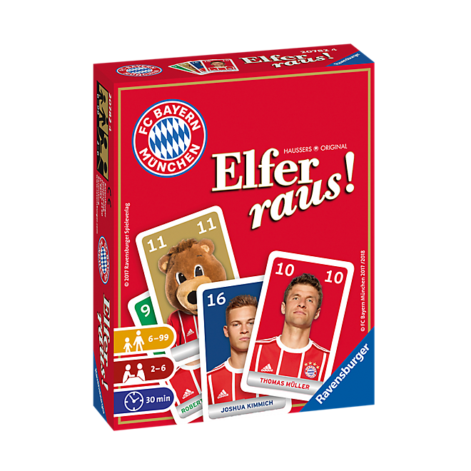 Elfer raus! Card Game