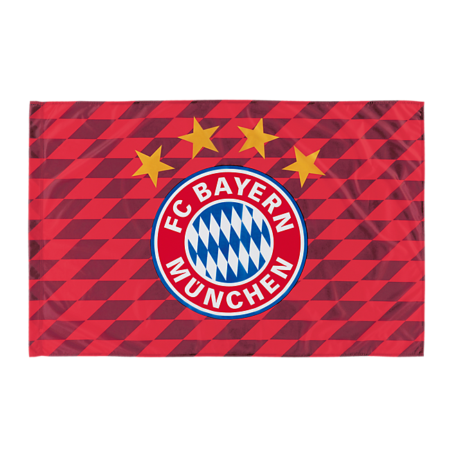 Diamond FC Bayern Flag