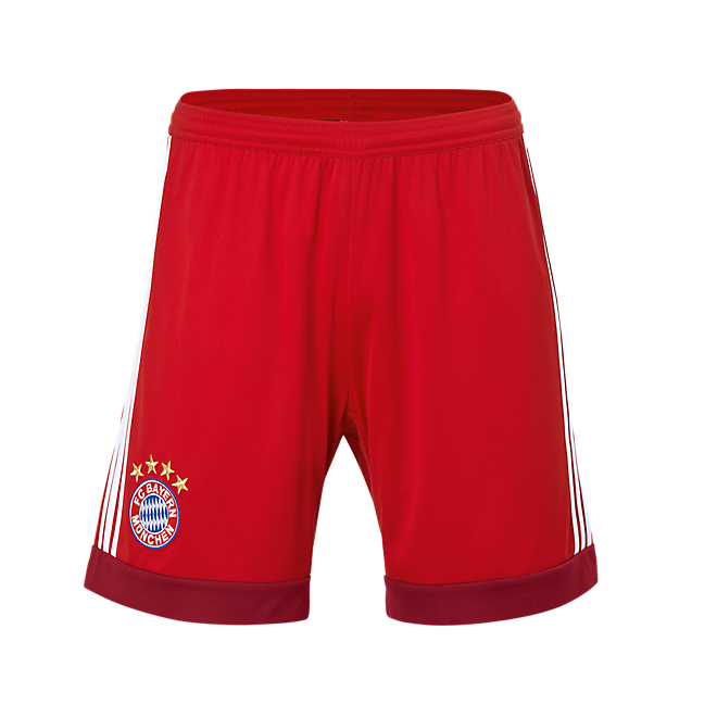 FC Bayern Goalkeeper Short Away 15/16