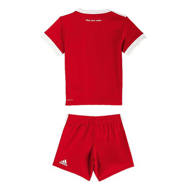 FC Bayern Baby Kit Home 17/18