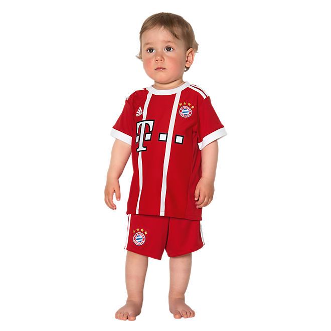 FC Bayern Baby Kit Home 2017/18