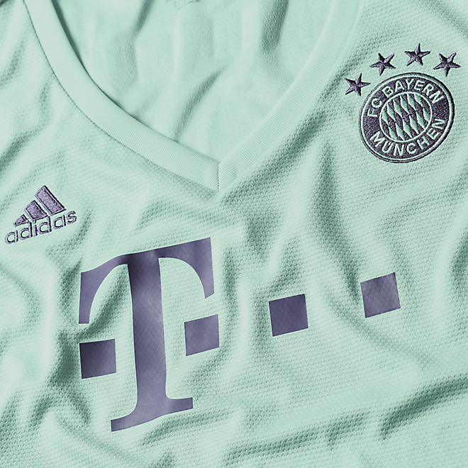 FC Bayern Women Jersey Away 18/19
