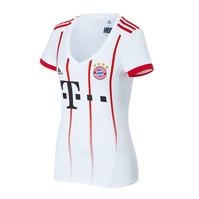 FC Bayern Shirt Champions League Women 17/18