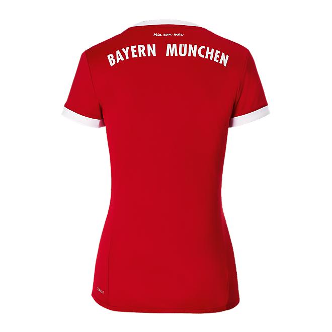 FC Bayern Women Shirt Home 17/18