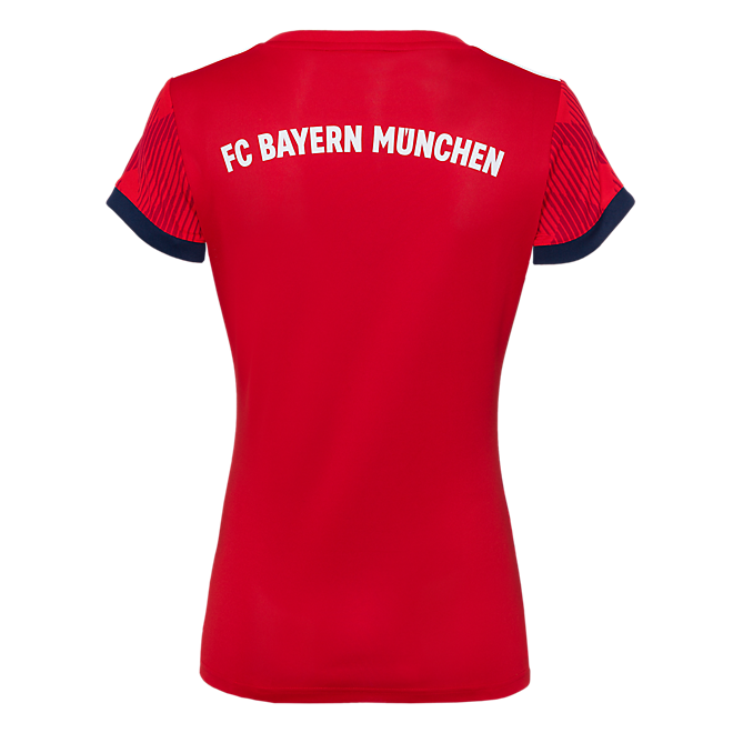 FC Bayern Women Shirt Home 18/19