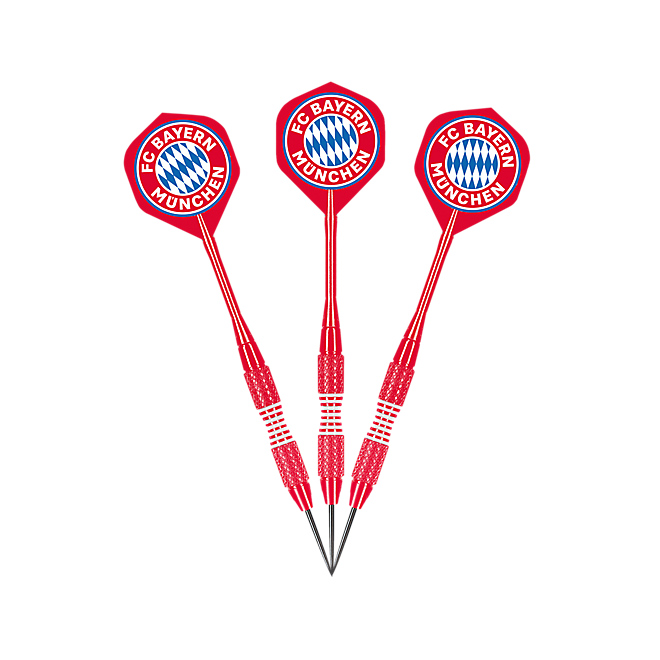fc bayern dart set offizieller fc bayern fanshop. Black Bedroom Furniture Sets. Home Design Ideas