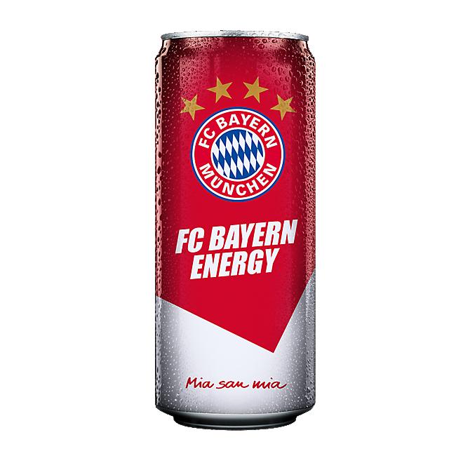 FC Bayern Energy Drink