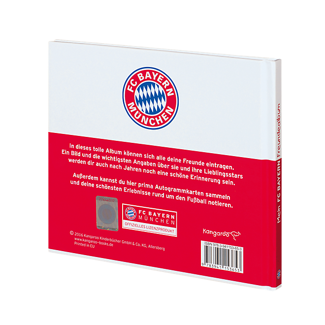 2016/17 FC Bayern Scrapbook