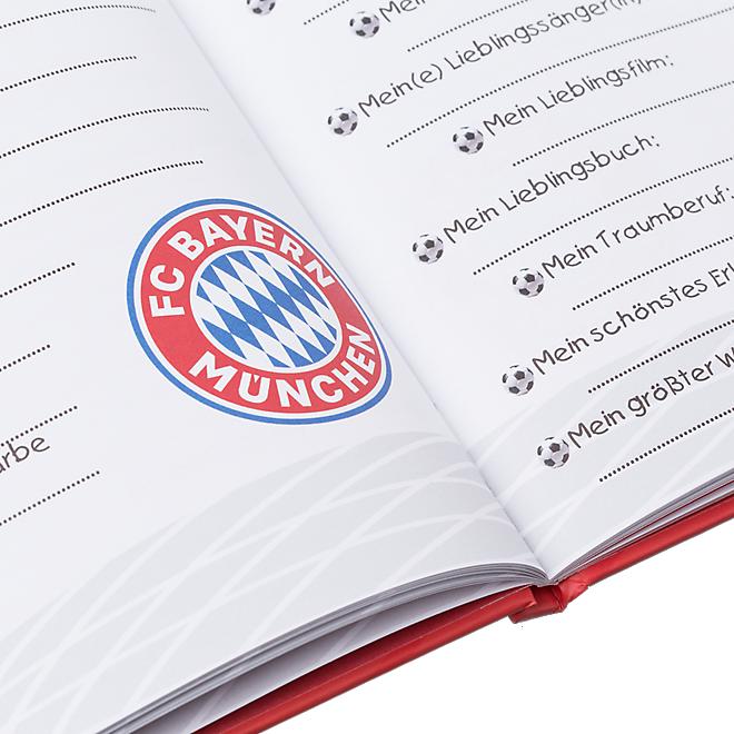FC Bayern Friends Book 2018/19