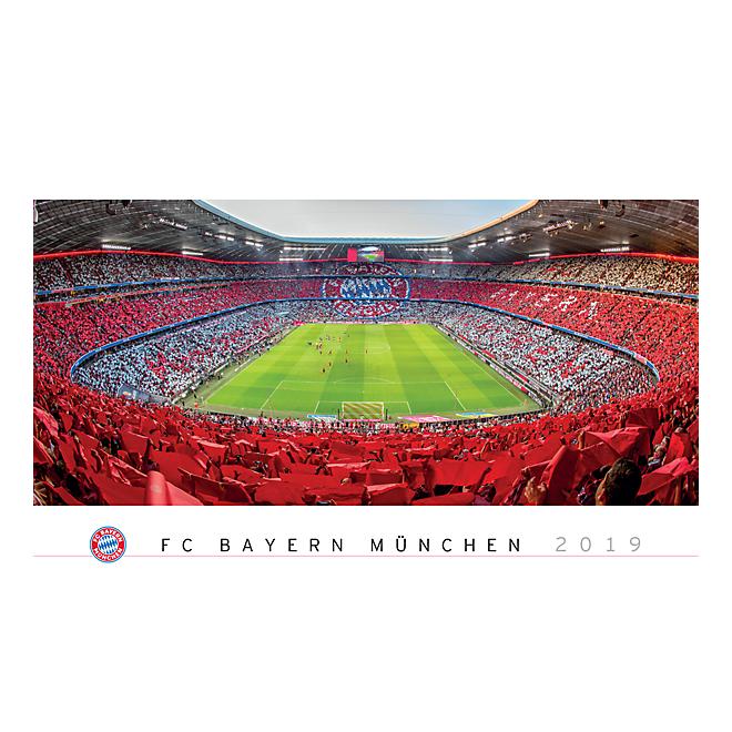 FC Bayern Calendar