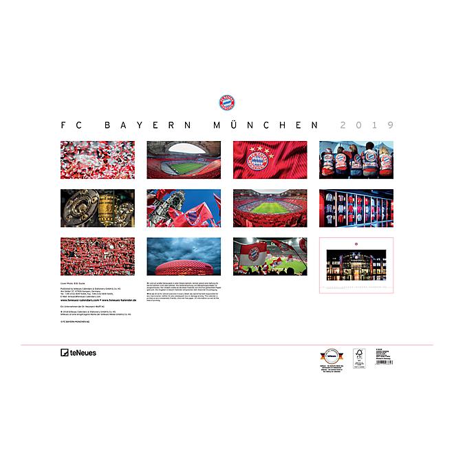 Calendario FC Bayern