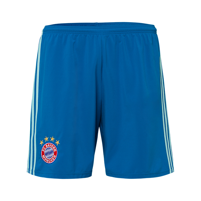FC Bayern Kids Goalkeeper 2nd Shorts 18/19