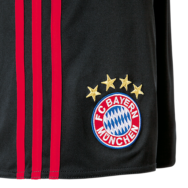 FC Bayern Kids Goalkeeper Shorts