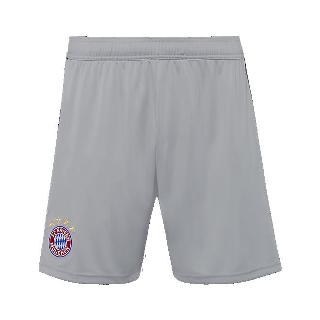 FC Bayern Kids Goalkeeper Shorts 18/19