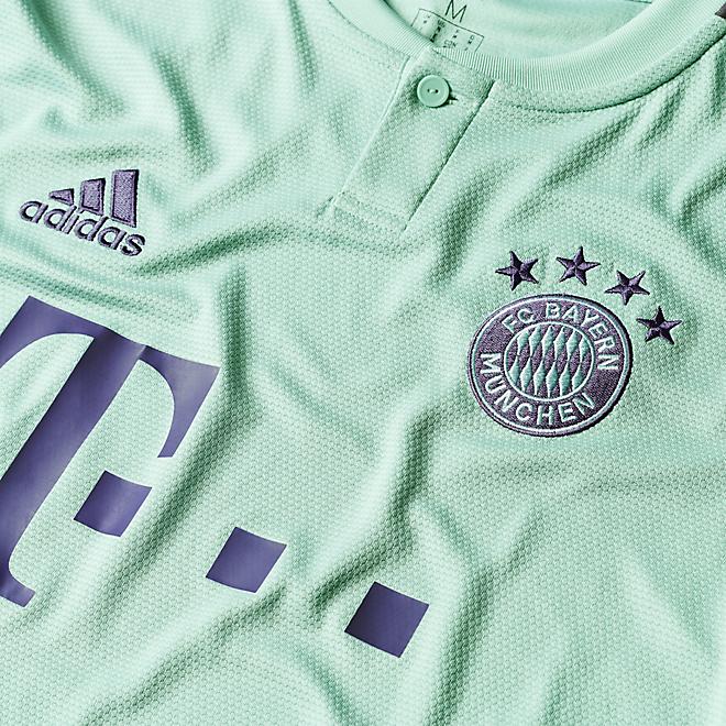 FC Bayern Kindertrikot Away 18/19