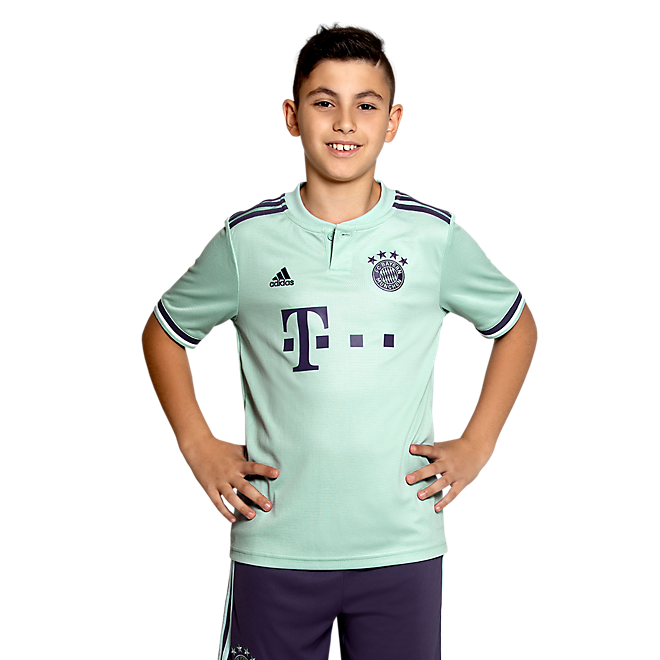 FC Bayern Kids Jersey Away 18/19