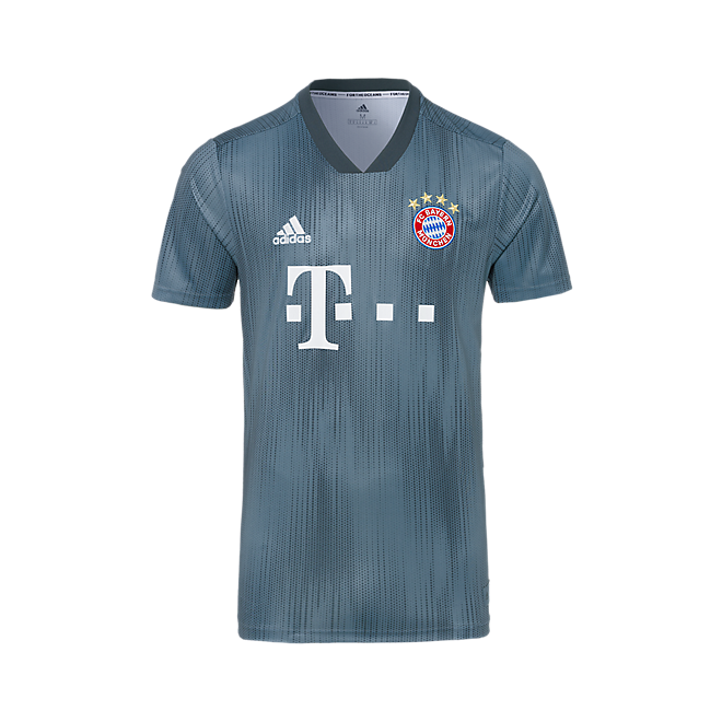FC Bayern Shirt Kids Champions League 18/19