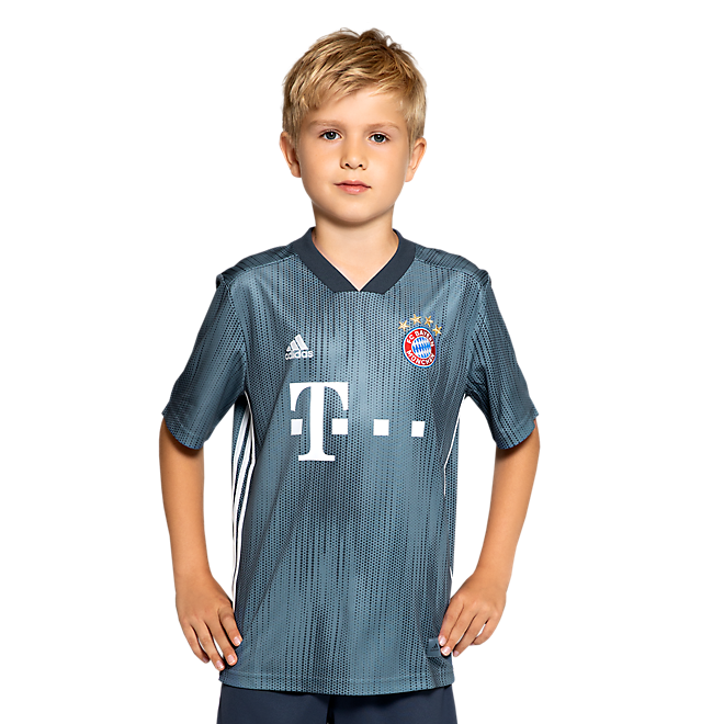 FC Bayern Kindertrikot Champions League 18/19