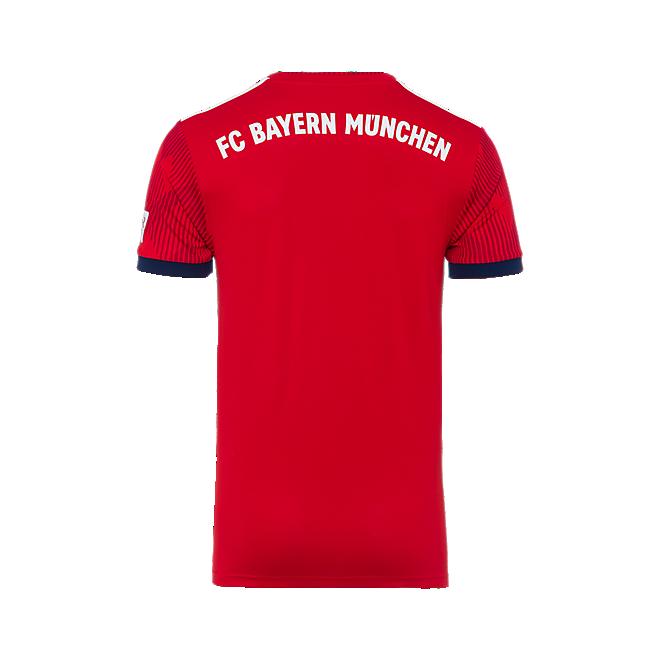FC Bayern Kindertrikot Home 18/19