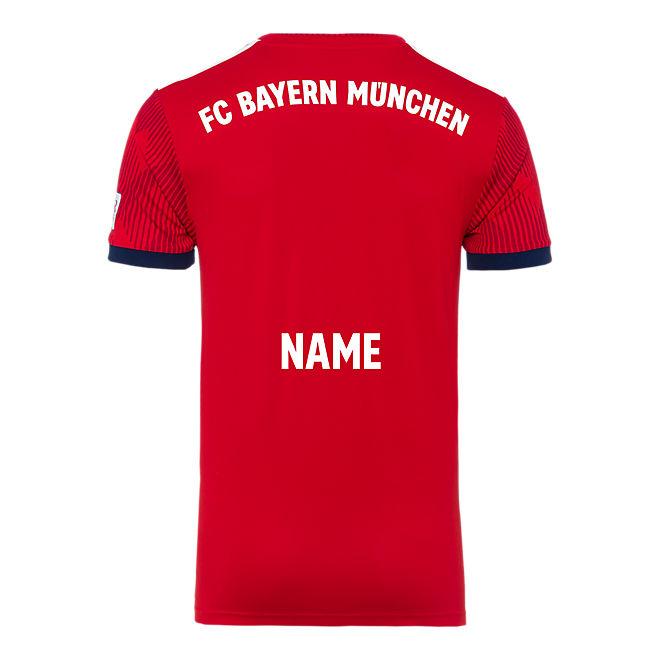 FC Bayern Kids Jersey Home 1819 Boateng