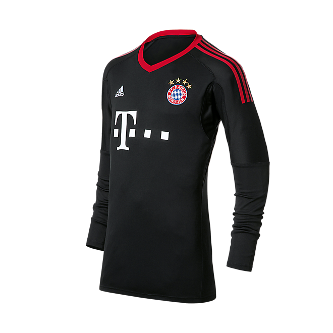 FC Bayern Kids Jersey Goalkeeper 17/18
