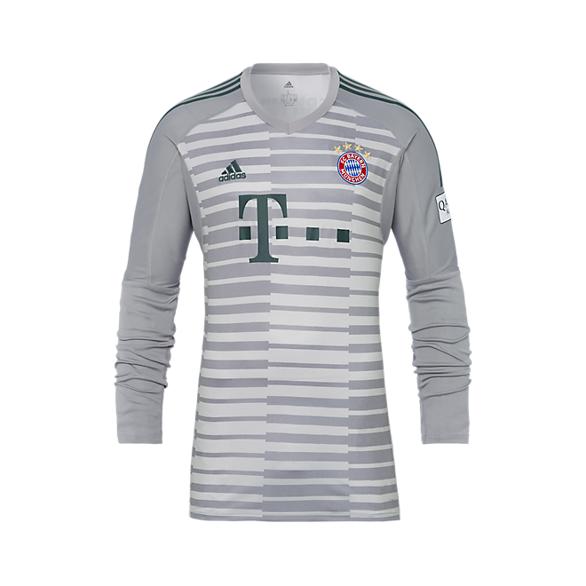 FC Bayern Kindertrikot Torwart 18/19