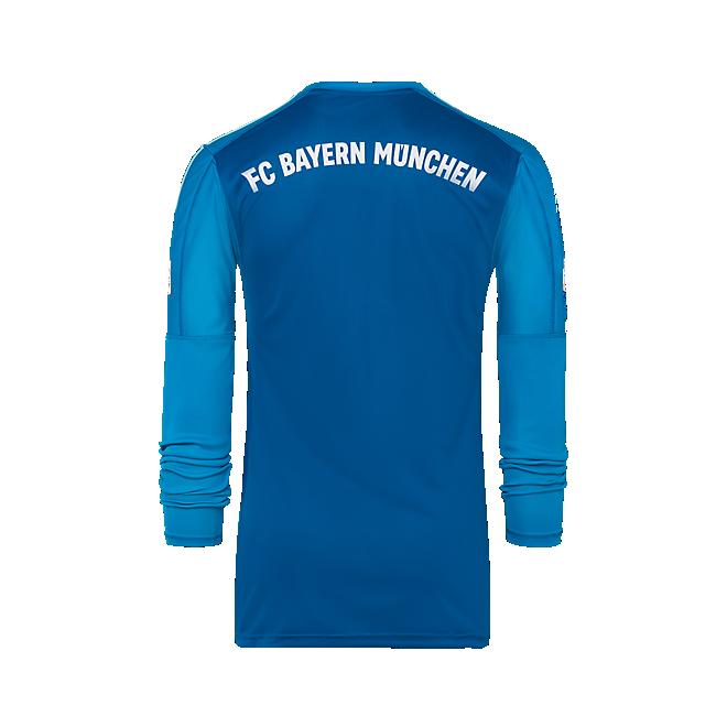 FC Bayern Kindertrikot Torwart Ausweich 18/19