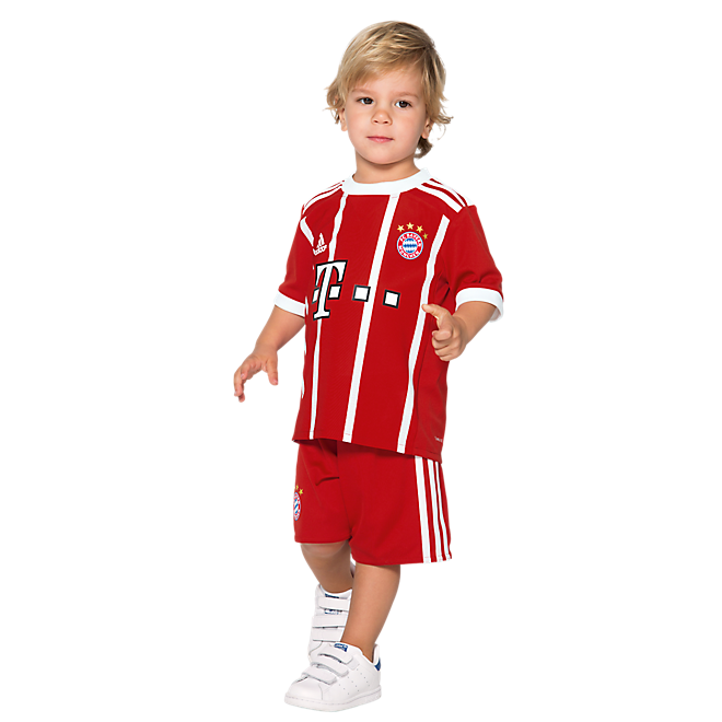 FC Bayern Mini-Kit Home 17/18