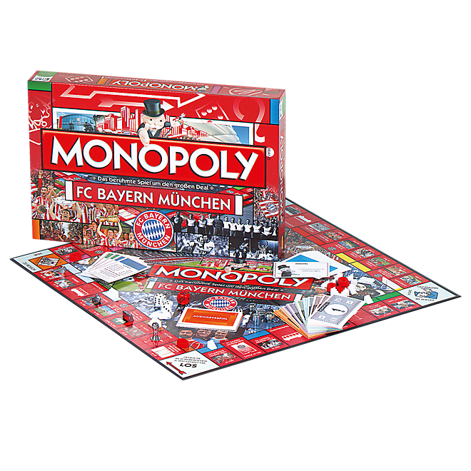 FC Bayern Monopoly 3rd Edition