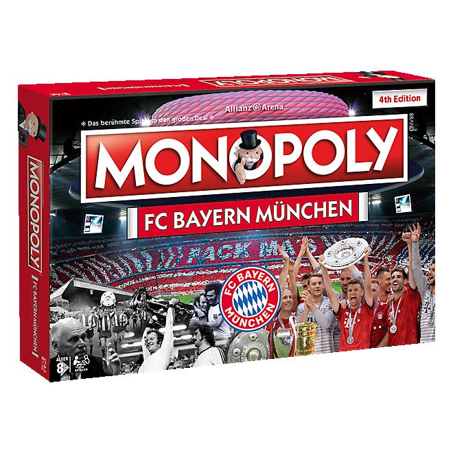 FC Bayern Monopoly Vierte Edition