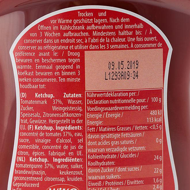 fc bayern m252nchen ketchup 500g offizieller fc bayern fanshop