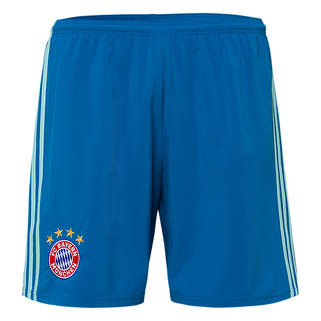FC Bayern Goalkeeper 2nd Shorts 18/19