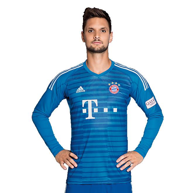 FC Bayern Torwart Ausweich Trikot 18/19