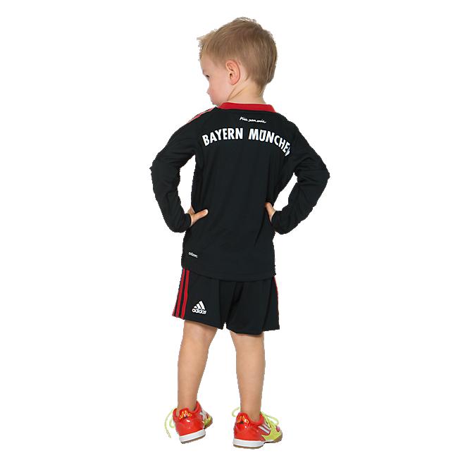 FC Bayern Torwart Mini-Kit 17/18