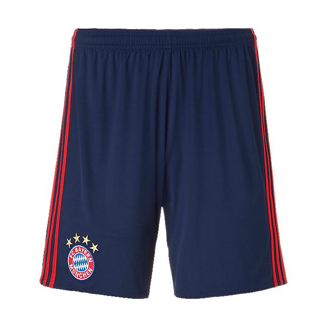 FC Bayern Torwart Short