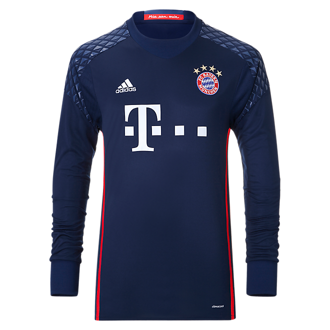 fc bayern torwart trikot 16 17 offizieller fc bayern fanshop. Black Bedroom Furniture Sets. Home Design Ideas