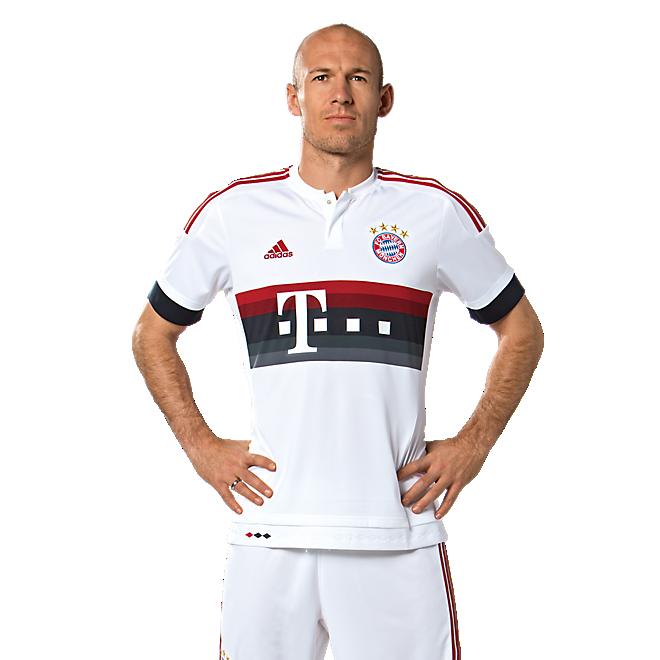 FC Bayern Shirt Away 2015/16