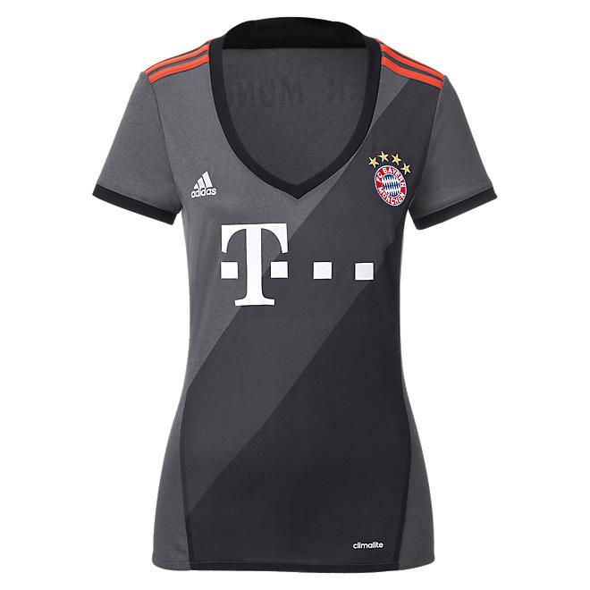 FC Bayern Trikot Away Damen 16/17