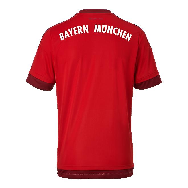 FC Bayern Trikot Home 15/16