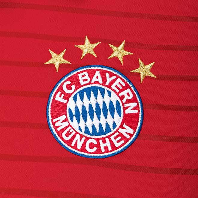 FC Bayern Trikot Home 16/17
