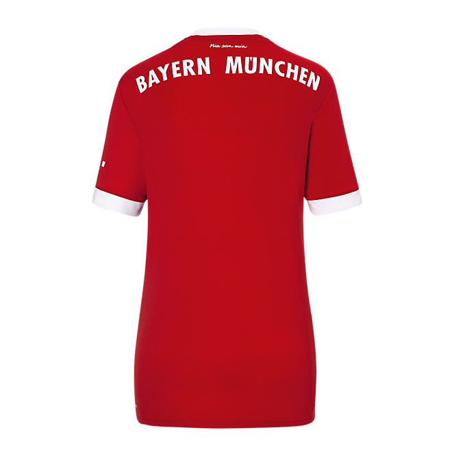 FC Bayern Trikot Home Frauen-Fußball (Allianz) 17/18