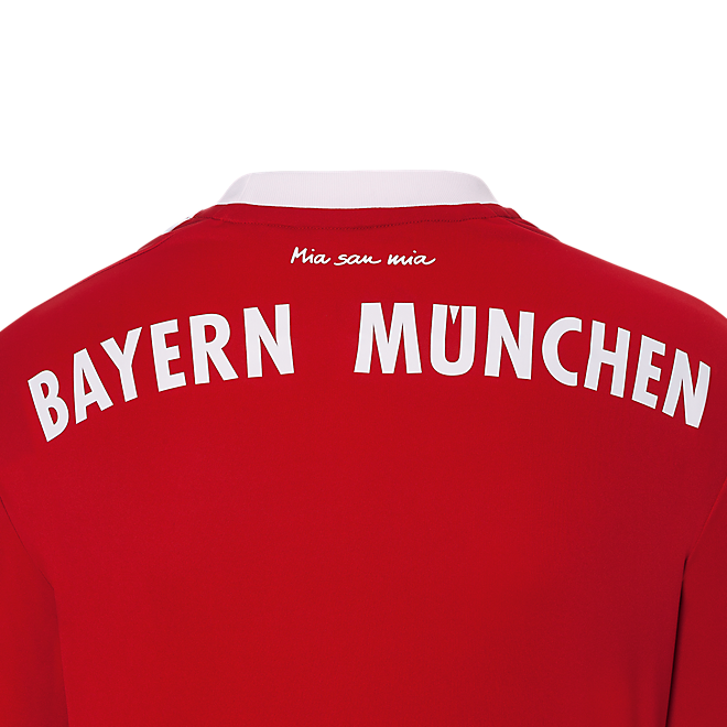 FC Bayern Shirt Home Women Soccer Allianz) 17/18