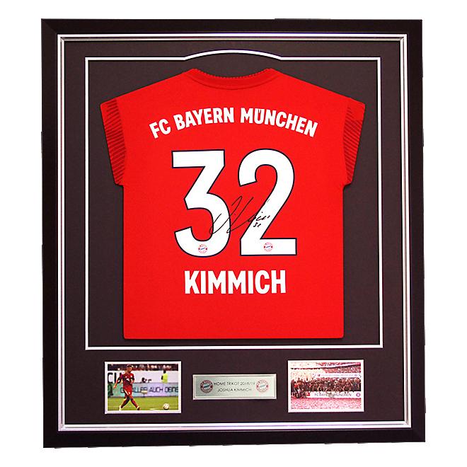 Camiseta enmarcada Kimmich