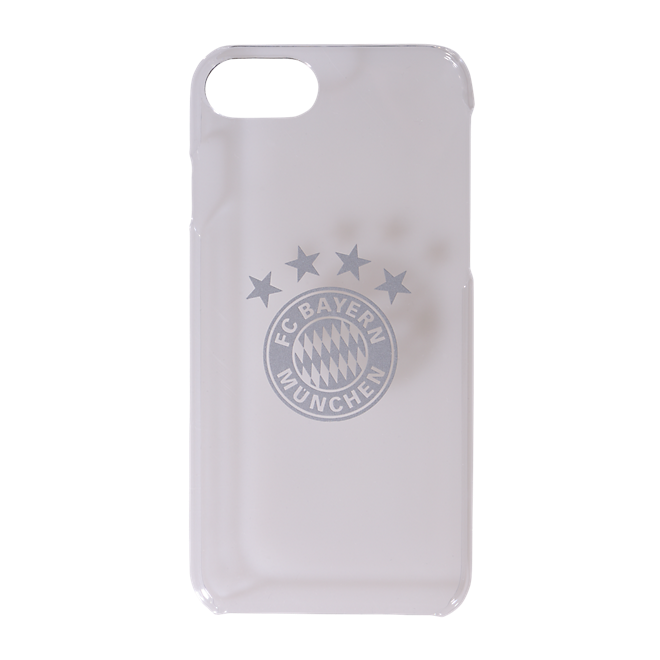 phone cover transparent iphone 7 official fc bayern. Black Bedroom Furniture Sets. Home Design Ideas