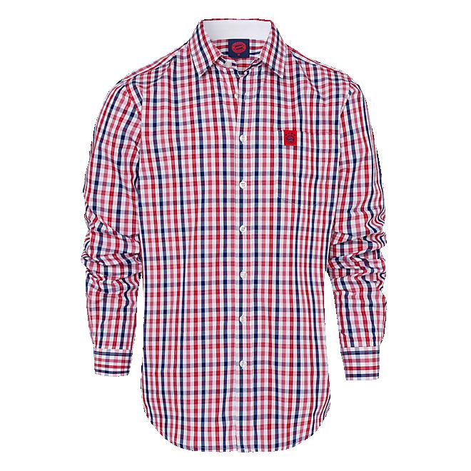 Shirt Checkered Emblem
