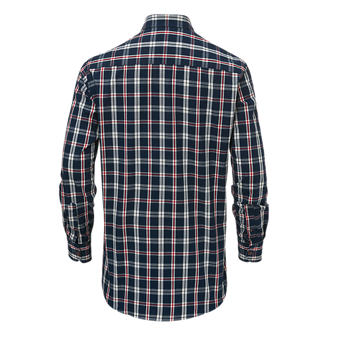 Chequered Shirt Logo