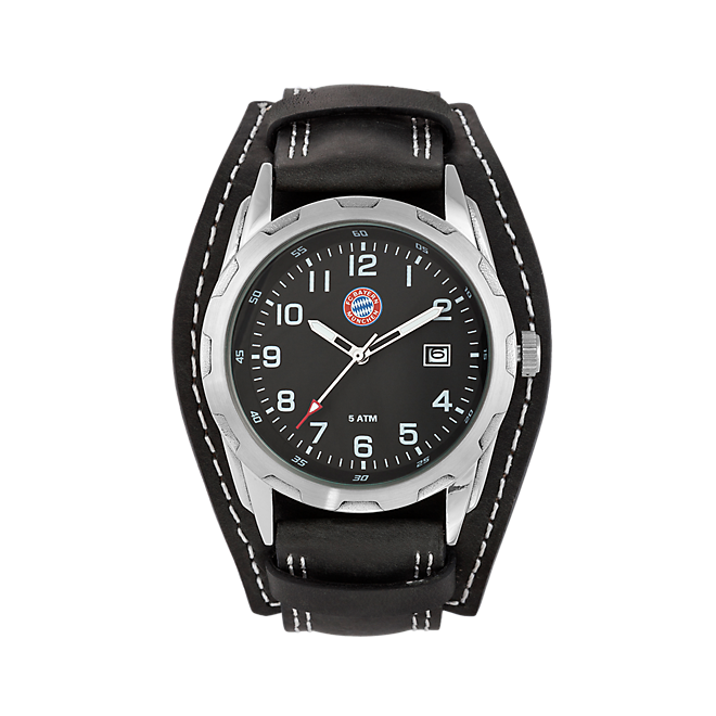 Men Watch Emblem