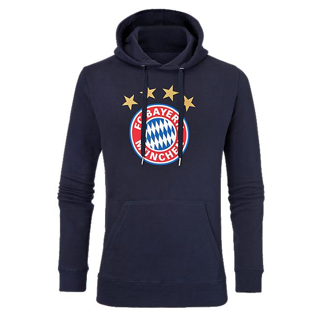 Hoodie Logo navy