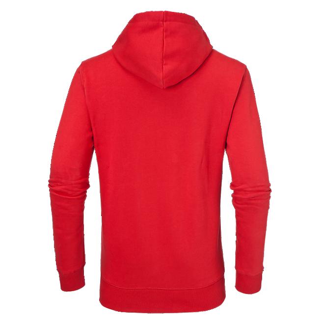 Hoodie Logo red