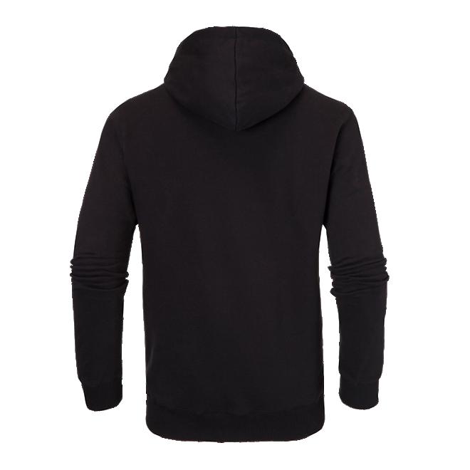 Hoodie Logo schwarz